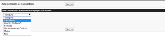 App Doppler + Salesforce administrador de contactos