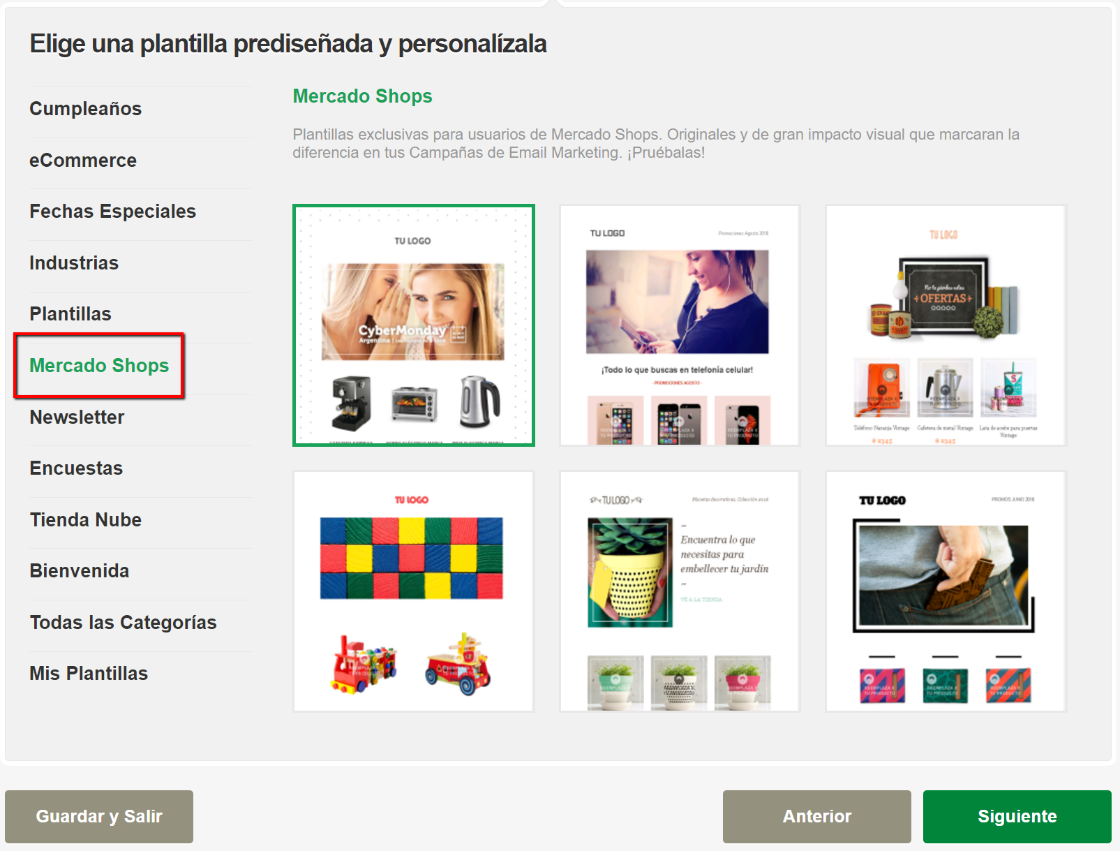 Cómo integrar tus publicaciones de MercadoShops en tus Campañas de ...