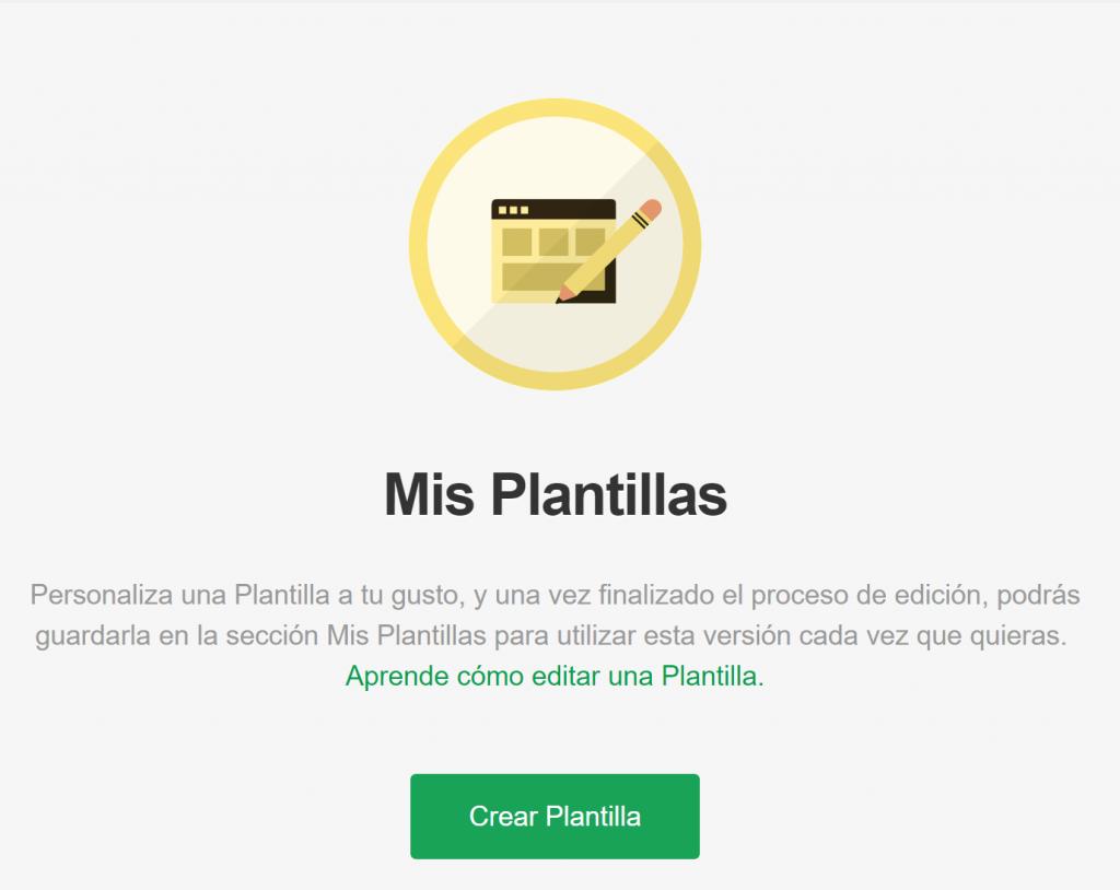 Crear Plantilla