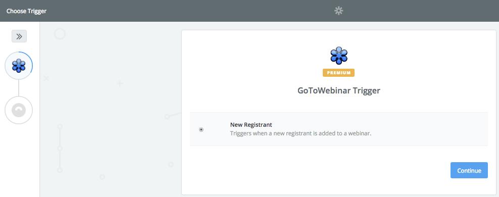 Nuevo registro en GoToWebinar