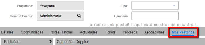 Integrar Doppler con Infor CRM