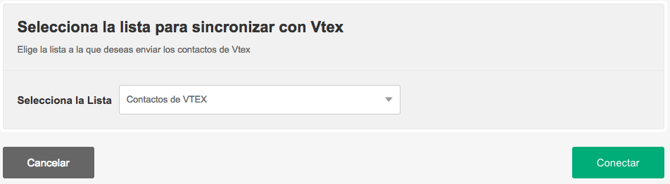 Sincronizar lista Vtex-Doppler