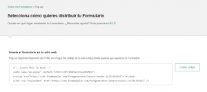 funcionalidades de doppler para empretienda distribuir formulario pop up